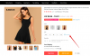 SHEIN Black Fit And Flare Solid Dress Elegant Straps Sleeveless Plain A Line Dresses Women Sum...png