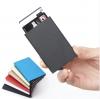 Aluminium Alloy Anti Rfid Blocking Bank Card Holder ID Bank Card Case Rfid Protection Metal Cr...png