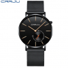 CRRJU Mens Watches Top Brand Luxury Men's Military Sports Watch Men Casual Waterproof Quartz W...png
